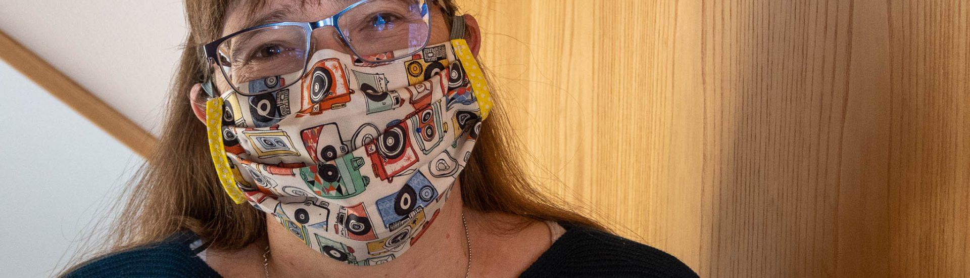 Mund-Nasen-Schutz zum Selbstnähen
